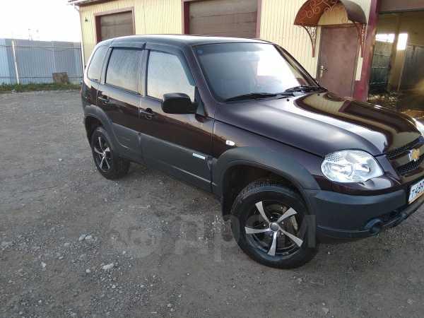 Chevrolet Niva, 2011 год, 318 000 руб.