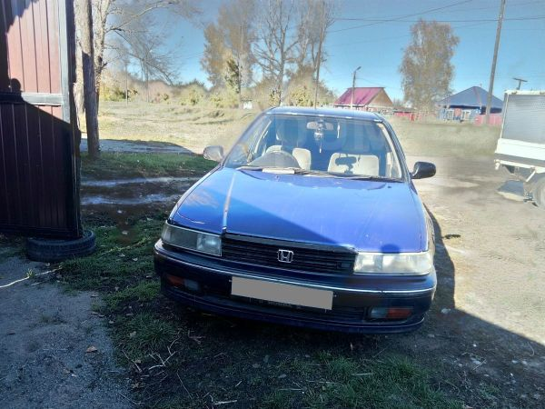Honda Ascot, 1992 год, 80 000 руб.