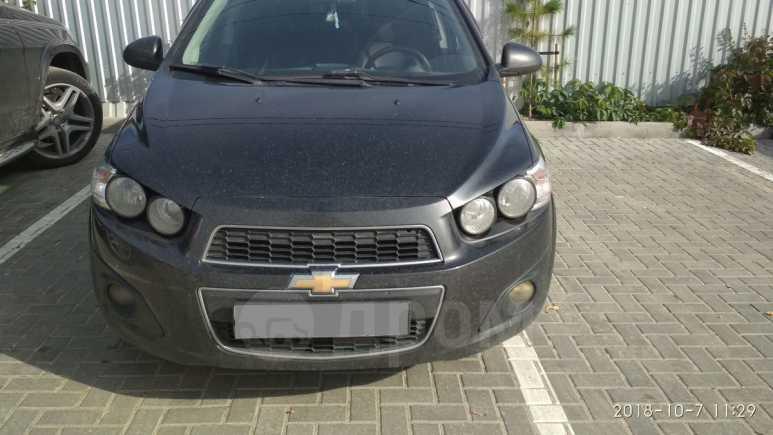 Chevrolet Aveo, 2012 год, 430 000 руб.