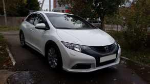 Оренбург Honda Civic 2014