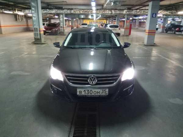 Volkswagen Passat CC, 2011 год, 690 000 руб.