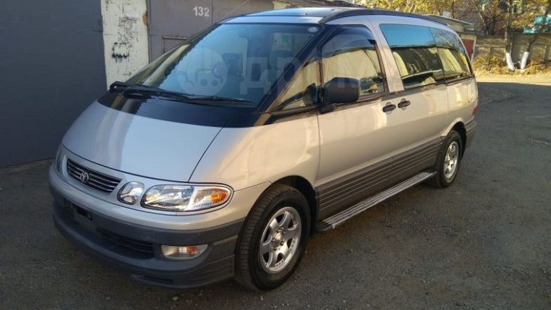 Toyota Estima Emina, 1997 год, 180 000 руб.