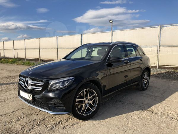 Mercedes-Benz GLC, 2016 год, 2 650 000 руб.