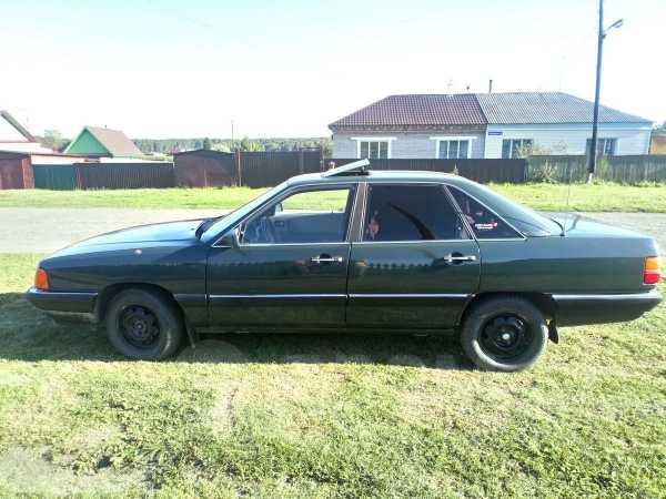 Audi 100, 1987 год, 90 000 руб.