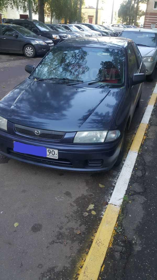 Mazda Familia, 1997 год, 86 000 руб.