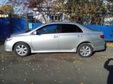 Славгород Corolla 2009