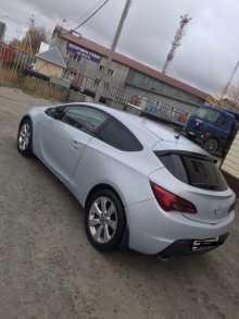 Нефтеюганск Astra GTC 2012