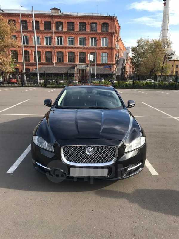Jaguar XJ, 2010 год, 1 100 000 руб.