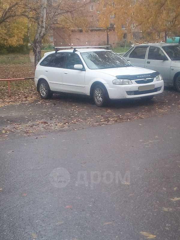 Mazda Familia S-Wagon, 2000 год, 215 000 руб.