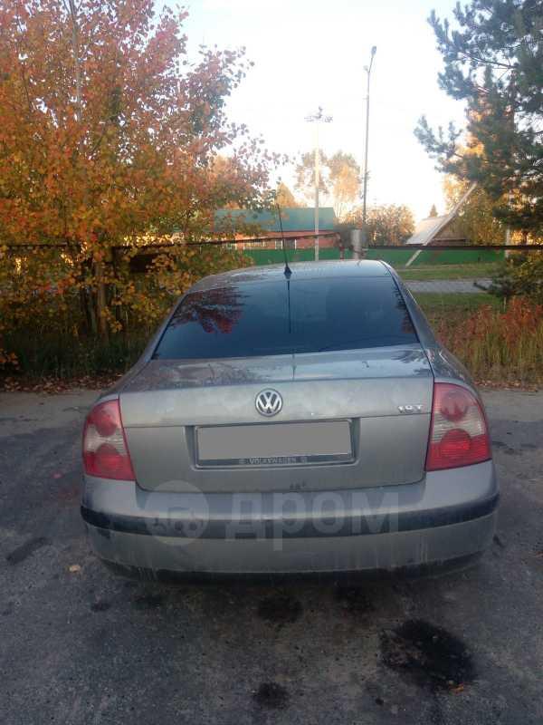 Volkswagen Passat, 2001 год, 55 000 руб.