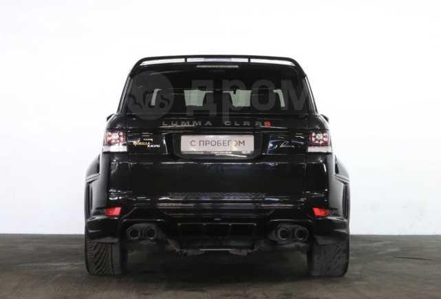 Land Rover Range Rover Sport, 2014 год, 3 800 000 руб.