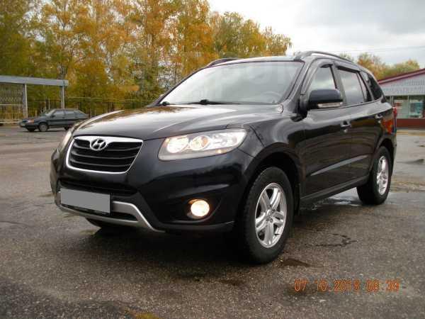 Hyundai Santa Fe, 2011 год, 928 000 руб.