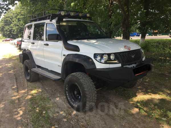 УАЗ Патриот, 2013 год, 550 000 руб.