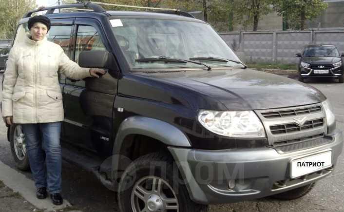 УАЗ Патриот, 2008 год, 400 000 руб.