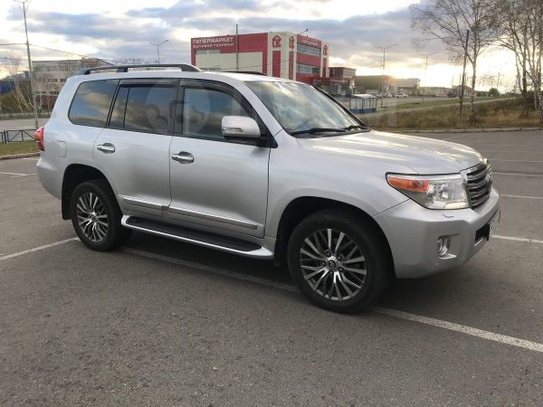 Toyota Land Cruiser, 2013 год, 2 930 000 руб.