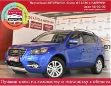 Кемерово Emgrand X7 2016