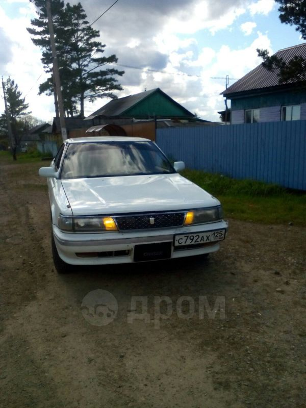 Toyota Chaser, 1989 год, 85 000 руб.