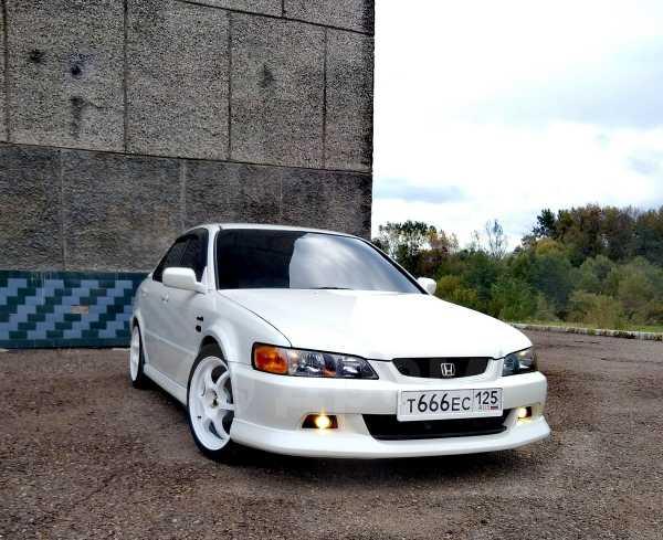 Honda Accord, 2001 год, 420 000 руб.