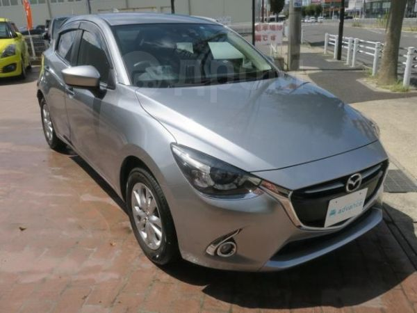 Mazda Demio, 2015 год, 595 000 руб.
