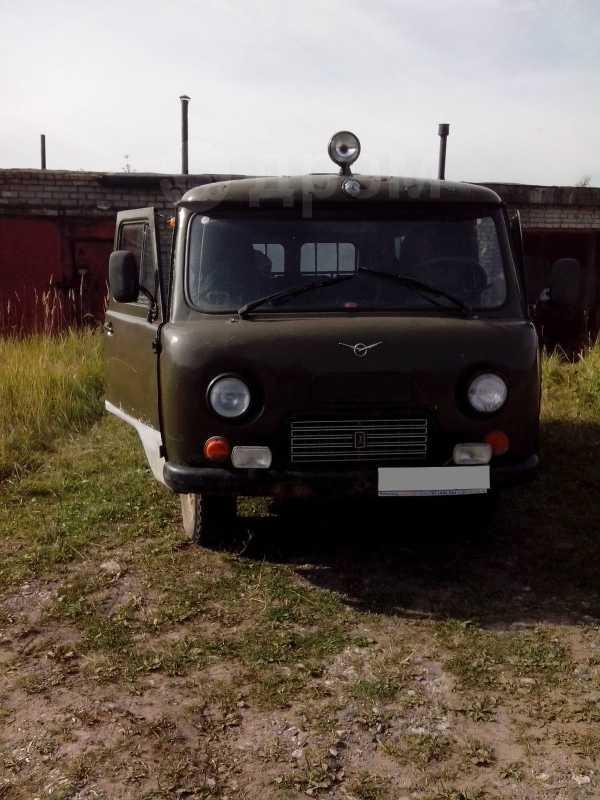 УАЗ Буханка, 1992 год, 45 000 руб.