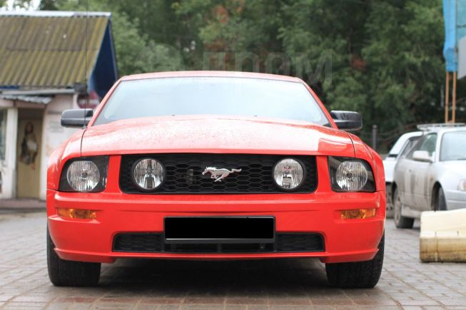Ford Mustang, 2005 год, 1 200 000 руб.