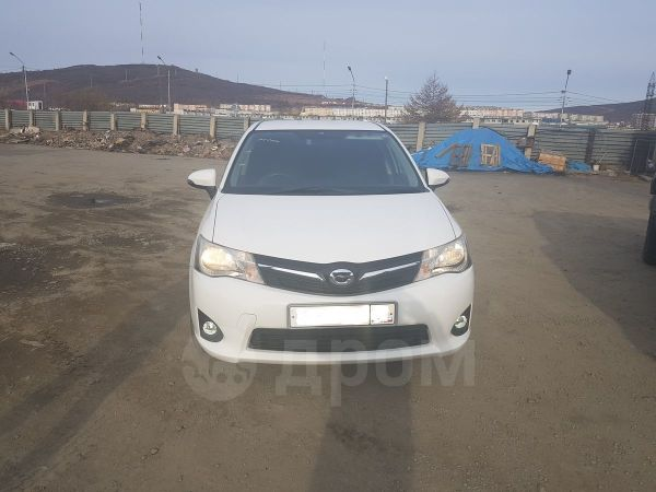 Toyota Corolla Fielder, 2013 год, 680 000 руб.