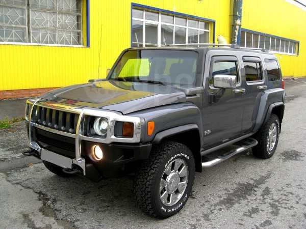Hummer H3, 2008 год, 1 150 000 руб.