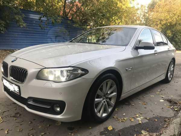 BMW 5-Series, 2014 год, 1 650 000 руб.