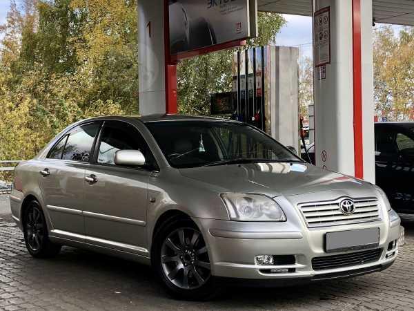Toyota Avensis, 2004 год, 349 000 руб.