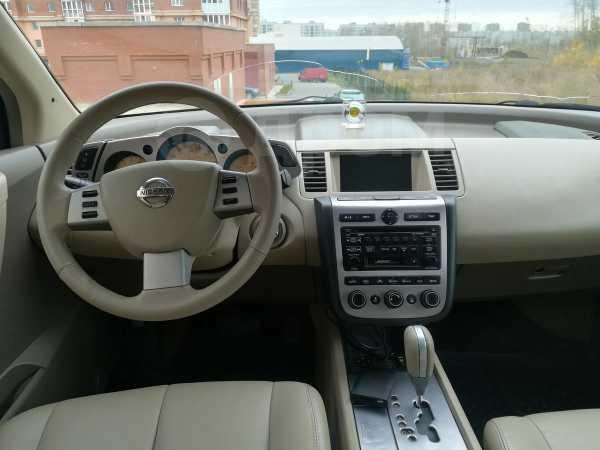 Nissan Murano, 2004 год, 460 000 руб.
