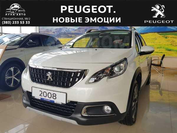 Peugeot 2008, 2018 год, 1 496 000 руб.