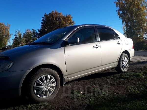 Toyota Corolla, 2000 год, 353 000 руб.