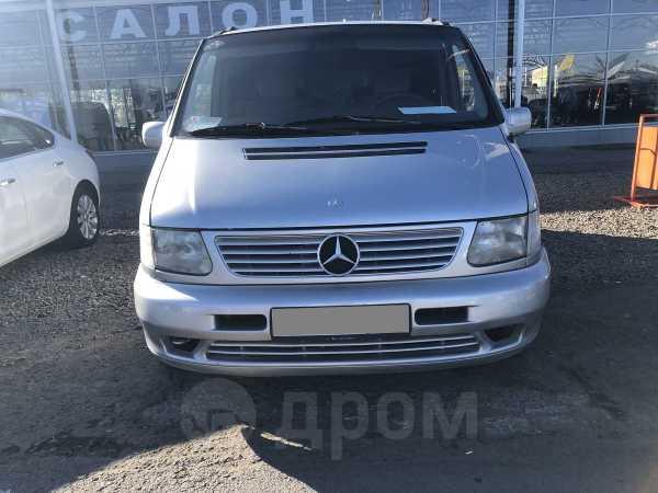 Mercedes-Benz Vito, 2000 год, 420 000 руб.