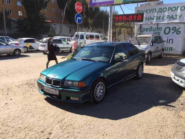 BMW 3-Series, 1996 год, 175 000 руб.