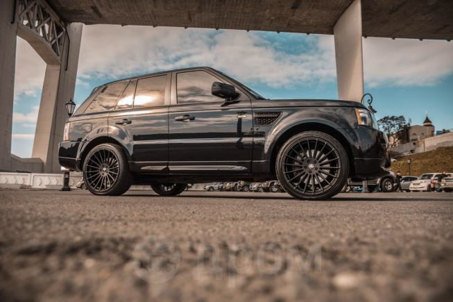 Land Rover Range Rover Sport, 2011 год, 1 850 000 руб.