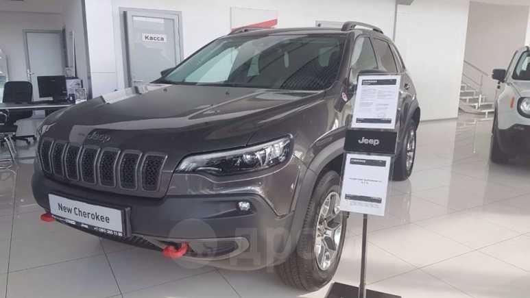 Jeep Cherokee, 2018 год, 2 640 000 руб.
