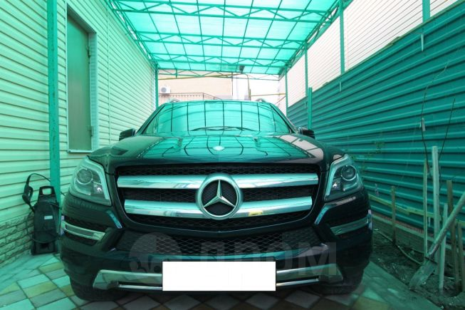 Mercedes-Benz GL-Class, 2012 год, 2 500 000 руб.
