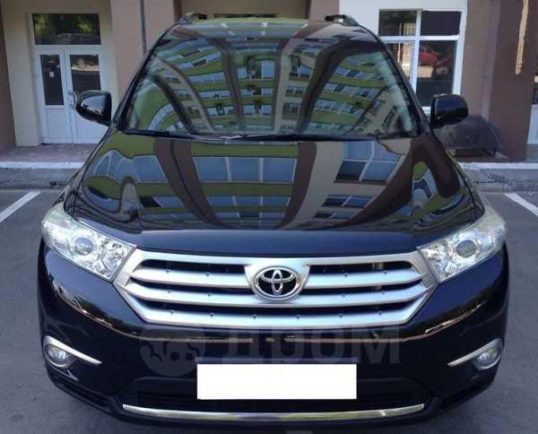 Toyota Highlander, 2011 год, 1 130 000 руб.