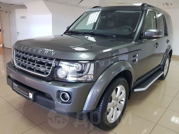 Land Rover Discovery, 2015 год, 2 580 000 руб.