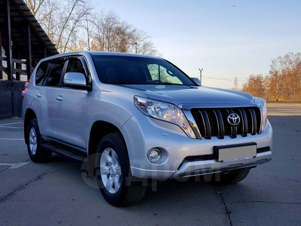 Toyota Land Cruiser Prado, 2016 год, 2 100 000 руб.