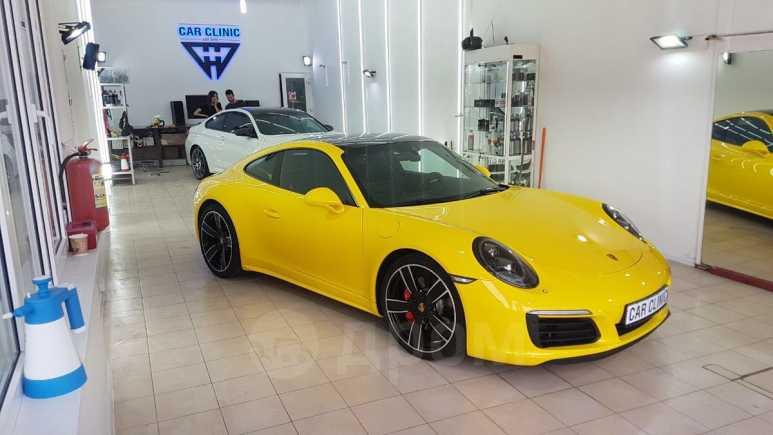 Porsche 911, 2016 год, 6 250 000 руб.