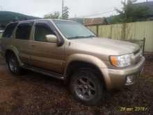 Владивосток QX4 2002