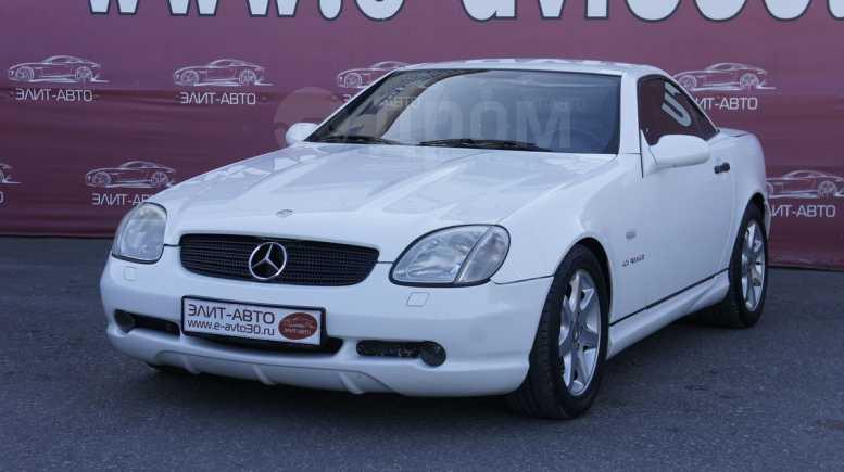 Mercedes-Benz SLK-Class, 1998 год, 580 000 руб.