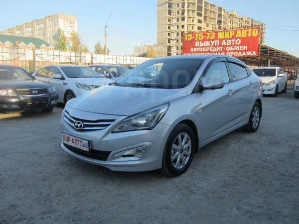 Hyundai Solaris, 2014 год, 629 000 руб.