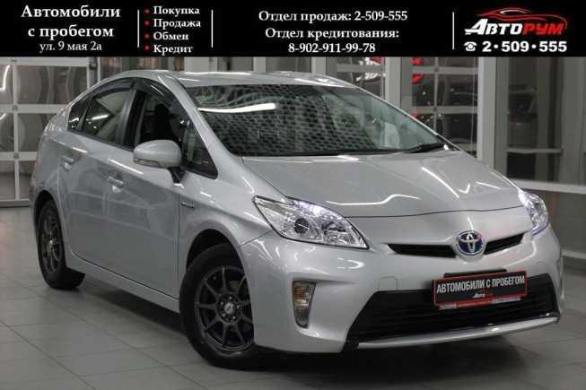 Toyota Prius, 2012 год, 827 000 руб.