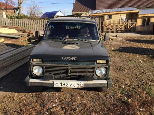 Лада 4x4 2131 Нива, 2004 год, 160 000 руб.