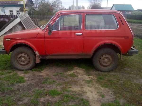 Лада 4x4 2121 Нива, 1986 год, 47 000 руб.