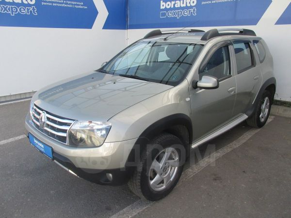 Renault Duster, 2013 год, 556 000 руб.