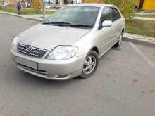 Кемерово Corolla 2001