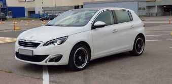 Москва Peugeot 308 2014